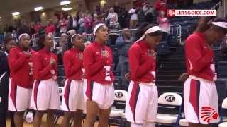 icc women basketball vs lawson state highlights