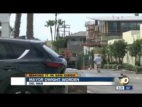 Making It In San Diego: Del Mar may hike fees to create affordable housing