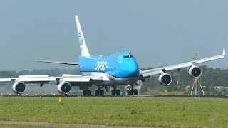 GOOD BYE BOEING 747 of KLM - A B747 FAREWELL with a best of (HD)