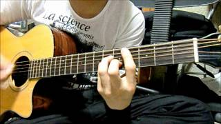 【夏色キセキ】 明日への帰り道 フルver sphere Acoustic Guitar Instrumental 夏色キセキ 検索動画 46
