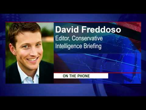David Freddoso - Editor, Conservative Intelligence Briefing and Washington Examiner columnist