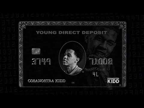 Cosa Nostra Kidd — Pipe Up Prod  By Tasha Catour