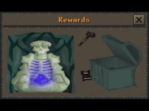 Loot from 100 raids! Trio split! The swords LOL