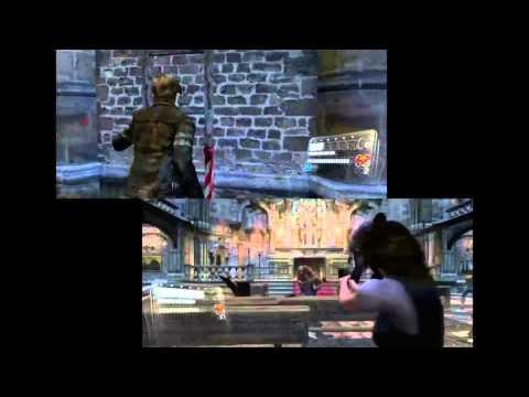 Cali & Dispenser Play Resident Evil 6 Co-Op: Leon/Helena - Part 3