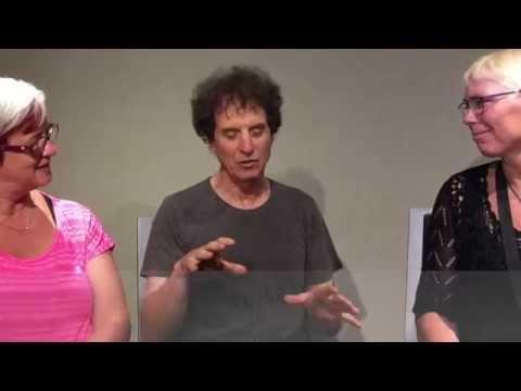 Interview QTouch Trainingen and Richard Gordon