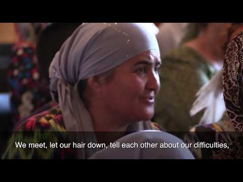 Missing in Tajikistan: Learning to live on