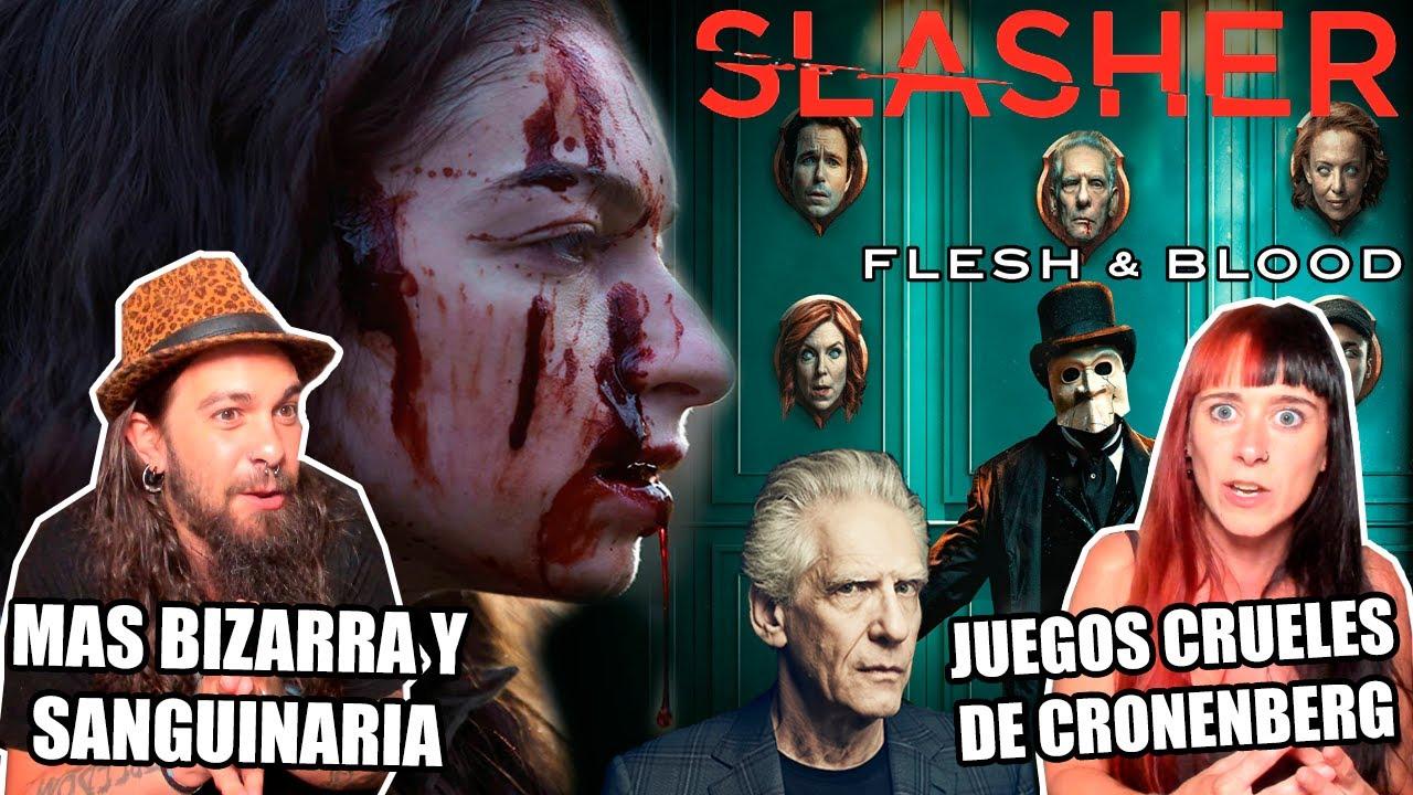 Download La MEJOR serie SLASHER que has visto nunca   SLASHER: FLESH AND BLOOD   Análisis completo