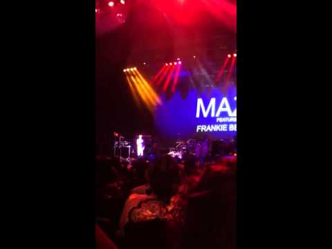 Frankie Beverly talks about the history of Maze