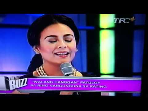 Dawn Zulueta interview ( The Buzz )
