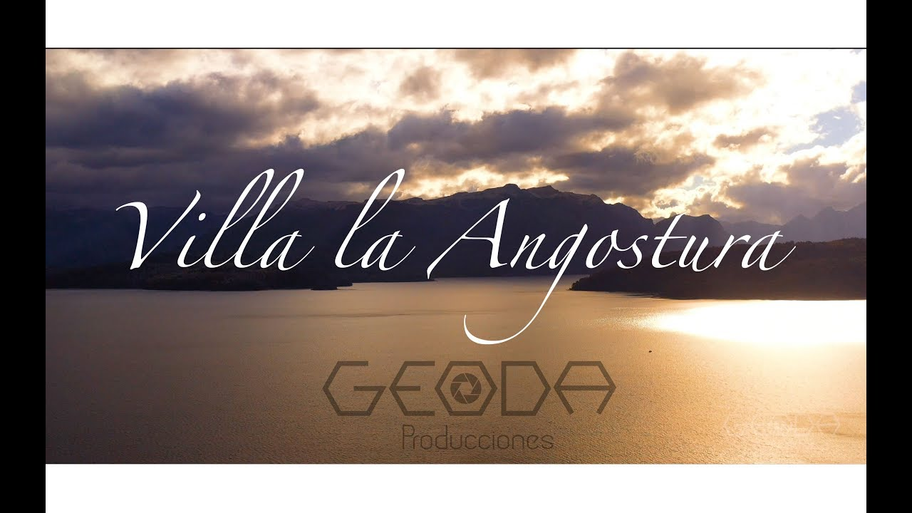Villa la Angostura - Patagonia Argentina - GEODA Producciones