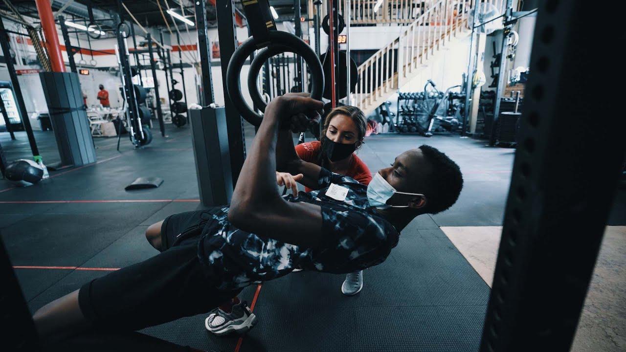 The CrossFit Scholarship's Opening Weekend
