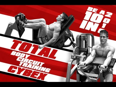 Total Body Circuit Training (Cybex)