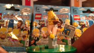 Lego Minifigures The Simpsons 71005 Review