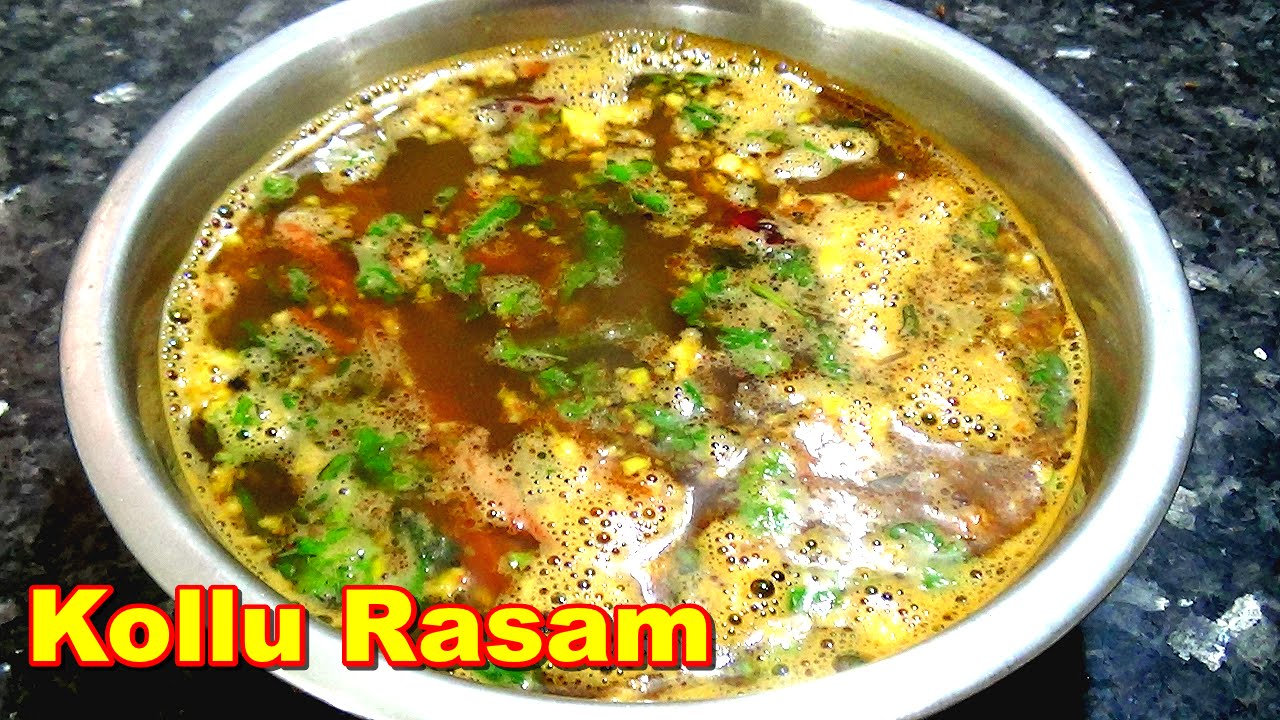 Kollu rasam recipe in tamil youtube forumfinder Choice Image