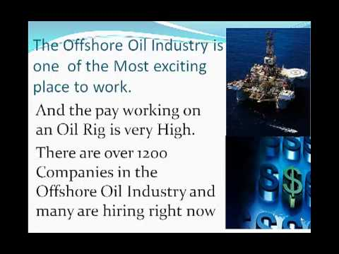 Offshore oil Rigs Jobs