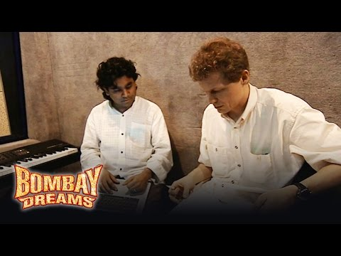 A.R. Rahman in the Recording Studio | Bombay Dreams