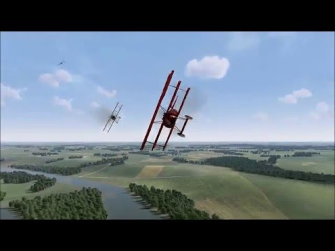 Waggaz' Wings Episode #8 - Common Energy Fighting Mistakes in Rise of Flight Multiplayer