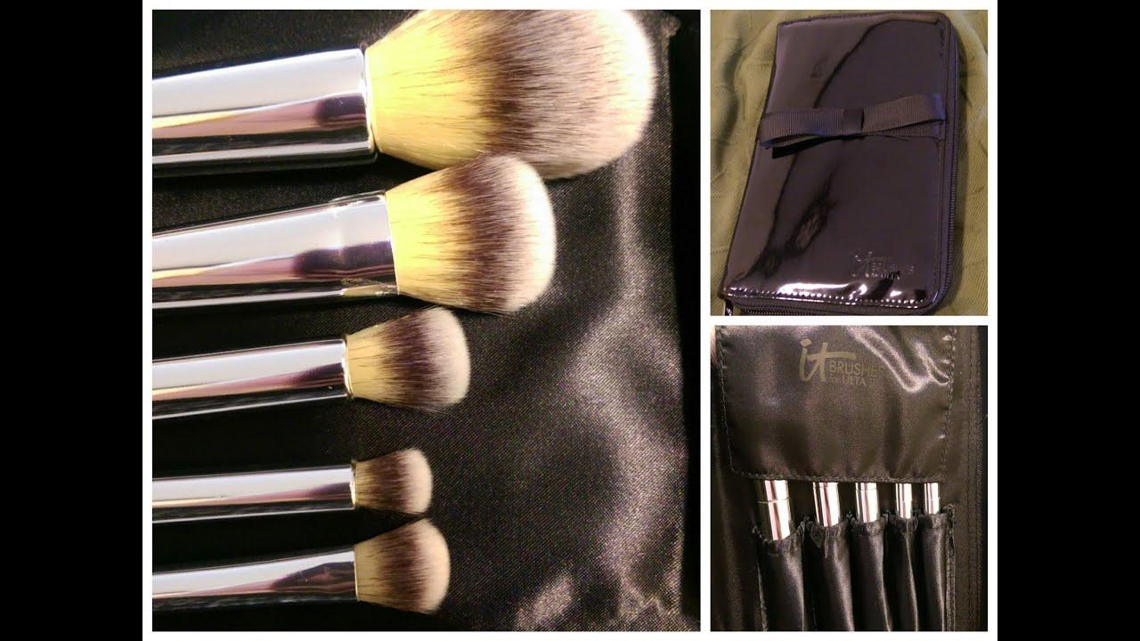It Cosmetics x ULTA Airbrush Blurring Foundation Brush #101 by IT Cosmetics #15