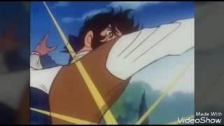 Lady Oscar anime scenes
