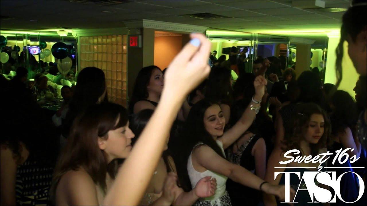 Sofia S Nj Sweet 16 W Dj Taso The Chandelier Belleville 6 19 15