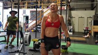 Gambar cover 2018 CrossFit Open Angela Hudson