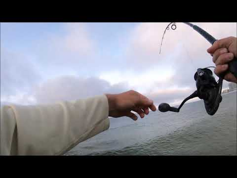 Jetty Fishing In Orange Beach Alabama | Pompano Fishing