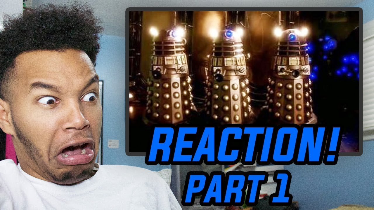 """Download Doctor Who Season 1 Episode 13 """"The Parting Of Ways"""" REACTION! (Part 1)"""