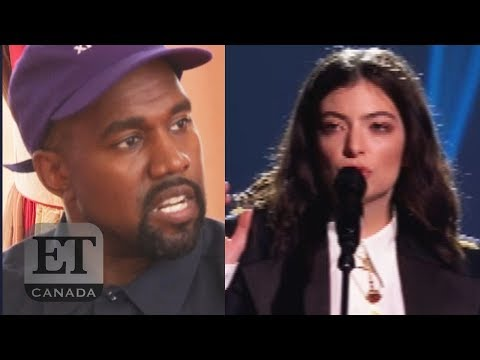 Lorde Falsely Calls Kanye West A Thief Mp3