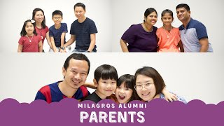 Our Alumni (Parents) | Milagros de Montessori School