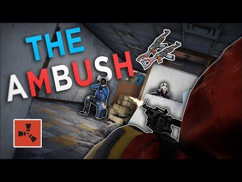 The UNEXPECTED AMBUSH that MADE ME RICH! - Rust Solo Survival #2 thumbnail
