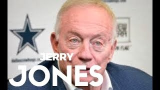 BREAKING NEWS! JERRY JONES ISSUES AN APOLOGY FOR RACIAL INSENSITIVE COMMENT HE MADE IN 2013!