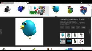 Wie man den Vogel sagt____. | KOSTENLOSE ROBLOX SHOULDER ACCESSORY!!