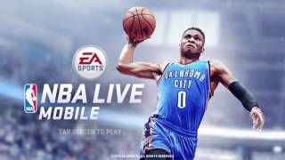 Nba live mobile elite player glitch!!!!!!!!