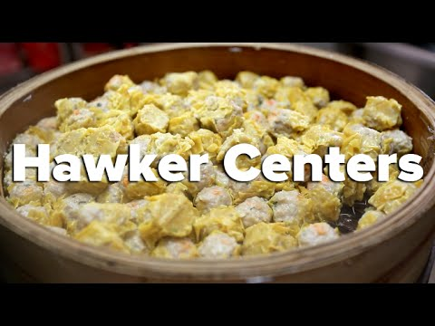 Hawker Centres to Visit in Singapore