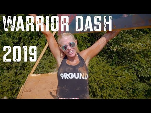 Warrior Dash NC 2019 | All Obstacles