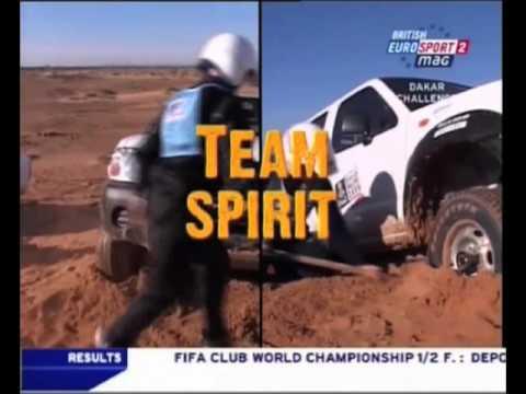 Andrew Coley/Dan Pearce Dakar Challenge 2005 (Highlights)