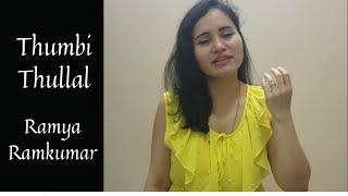Gambar cover Thumbi Thullal - Cobra | Female Cover | Ramya Ramkumar | Chiyaan Vikram | AR Rahman