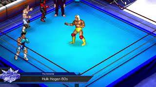 Fire Pro Wrestling World Music Import Test