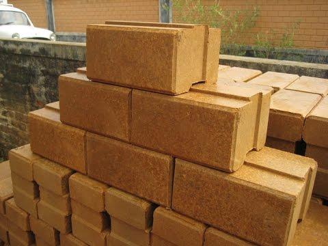 interlock bricks technique (usage) for low budget house