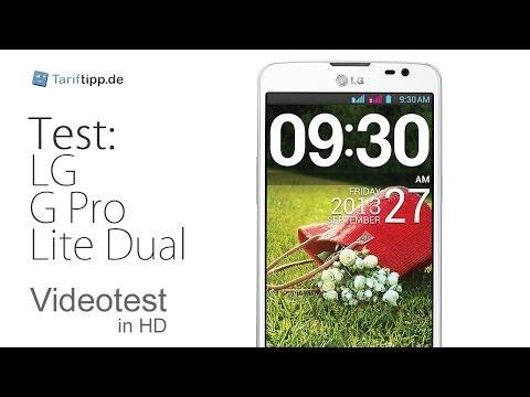 LG G Pro Lite Dual | Test in deutsch (HD)