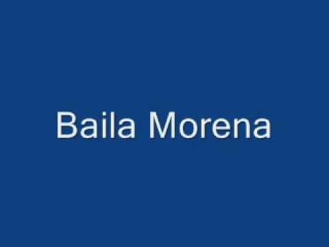 Zucchero - Baila with lyrics