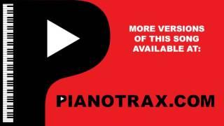 In Summer - Frozen Piano Karaoke Backing Track - Key: A