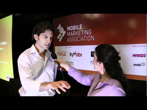 RCR Wireless chats with Head of Mobile Advertising from Google at MMA Latin America 2011
