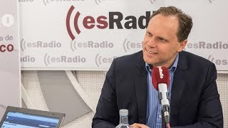 Federico Jiménez Losantos entrevista a Daniel Lacalle