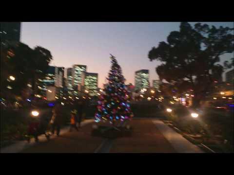 Osaka Hikari Renaissance Nakanoshima park,Osaka city,Japan 22nd December,2017 slideshow part 1