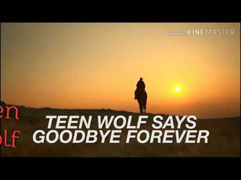 Последнее фрази актеров Волчонка Teen Wolf (Оборотень).