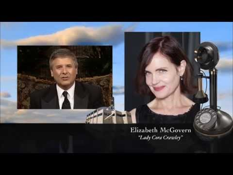 Across the Pond with Elizabeth McGovern