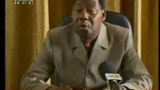 Benin ORTB Sq JT 25 janv 2012 - www.benininfo.com