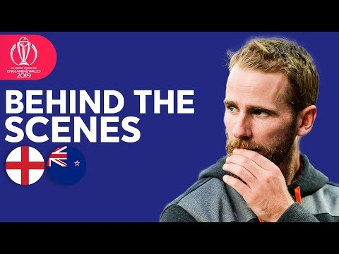 ENG v NZ - Extra Cover | Behind The Scenes Access At The Final | ICC Cricket World Cup 2019