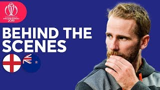 ENG v NZ - Extra Cover   Behind The Scenes Access At The Final   ICC Cricket World Cup 2019